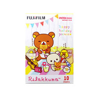 Fujifilm Instax Mini Film Rilakkuma Happy Holiday Picnic Polaroid Instant Photo
