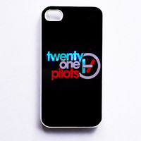 Twenty One Pilots 21 Pilots Logo Phone Cases For iPhone, Samsung, Sony iPod