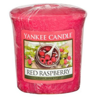Red Raspberry Votive by Yankee Candle