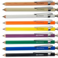 Mechanical Wood Pencil by DELFONICS