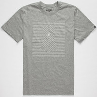 Etnies Glaziers Mens T-Shirt Heather  In Sizes