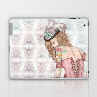 Marie Antoinette Laptop & iPad Skin by Frances Louw | Society6