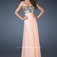 La Femme 18518 at Prom Dress Shop