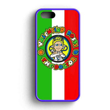 Valentino Rossi The Doctor  iPhone 5 Case iPhone 5s Case iPhone 5c Case