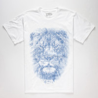 Yrn Connect Mens T-Shirt White  In Sizes