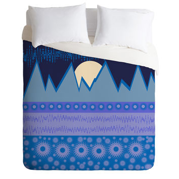 Viviana Gonzalez Textures Abstract 28 Duvet Cover