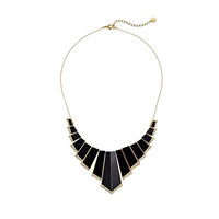 House of Harlow 1960 Nouveau Necklace Gold/Black - Zappos.com Free Shipping BOTH Ways