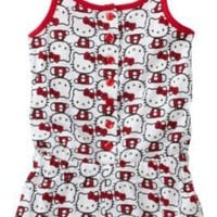 Hello Kitty Girls 2-6X Little Romper $26.00
