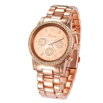 New Arrival Awesome Great Deal Gift Good Price Designer's Stylish Trendy Men Ladies Watch [11203430471]