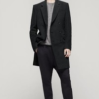 Rag & Bone - Hatchet Coat, Dark Grey