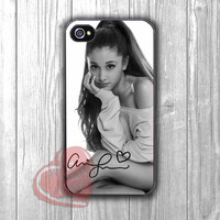 ariana grande cute and beautiful -1nny for iPhone 4/4S/5/5S/5C/6/ 6+,samsung S3/S4/S5,samsung note 3/4