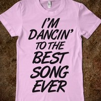 I'm Dancin' To The Best Song Ever (Juniors)