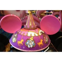 Disneyland Resort Princess Carrousel Mickey Ears Hat - Disney Parks Exclusive & Limited Availability