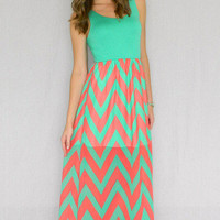 Mediterranean Maxi Dress | Girly Girl Boutique