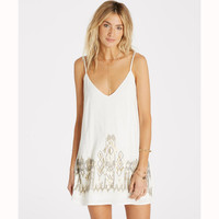 SHINE ON SLIP DRESS