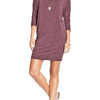Old Navy Womens Boxy Jersey Dresses Size XS - Raisin arizona
