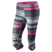 Nike THE NIKE PRO CORE COMPRESSION PRINT CAPRI Reviews & Customer Ratings - Top & Best Rated Products