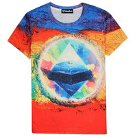 Colorful Portal Tee