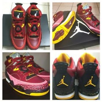 Nike Air Jordan Iron Man Shoes. Limited Edition. Size 10. Never Worn &No Defects