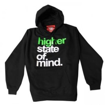 HIGHER STATE OF MIND PULLOVER HOODIE