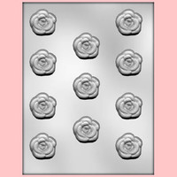 Rose Chocolate Mold