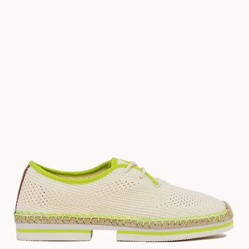 Oxfords | Espadrille Oxfords | menswear lace up oxfords - AKIRA