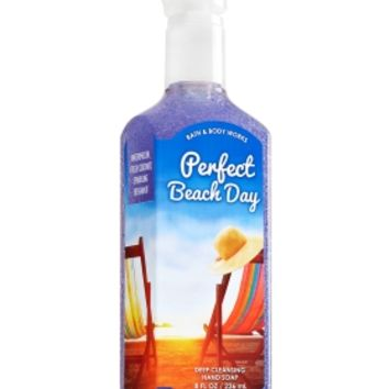 Deep Cleansing Hand Soap Perfect Beach Day