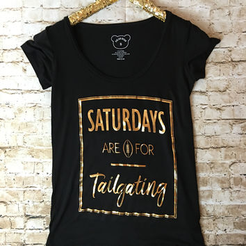 The tailgating tee