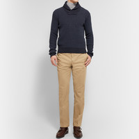 Loro Piana - Baby Cashmere Shawl-Collar Sweater | MR PORTER