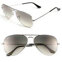 Ray-Ban 'Original Aviator' 58mm Sunglasses