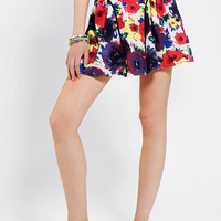 Urban Outfitters - Pins And Needles Piped Circle Skirt