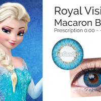 Make Frozen's Elsa's Blue Eyes Your Own this Halloween