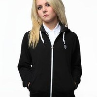 Fred Perry Women's Classic Loopback Hoodie
