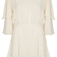 Double Sleeve Playsuit - Rompers  - Clothing