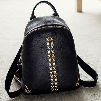 Women Casual High Quality Backpack Crossbody Messenger Bags Fashion Women Leather Shoulder Bag Female Chic Handbag Gift 66