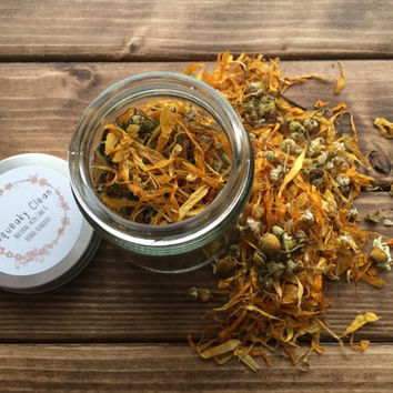 Herbal Facial Steam (for dry skin types)