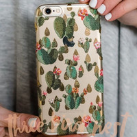 Cactus iPhone 6 Phone Case