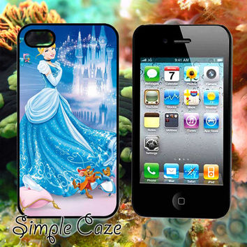Cinderella,Accsessories,Case,Cell Phone,iPhone 4/4S,iPhone 5/5S/5C,Samsung Galaxy S3,Samsung Galaxy S4,Rubber/1112Q9