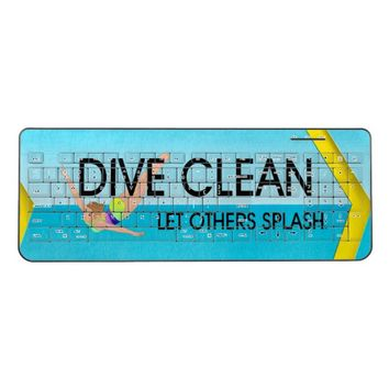 TOP Dive Clean Wireless Keyboard
