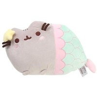 "Gund Pusheen Mermaid 14"" Plush"