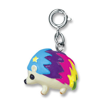 CHARM IT! Rainbow Hedgehog Charm