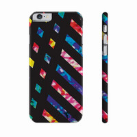 Geometry Whispers Phone Cover