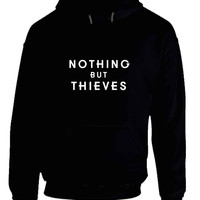 Nothing But Thieves Title Hoodie