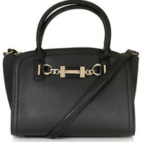 Snaffle Front Holdall - Black