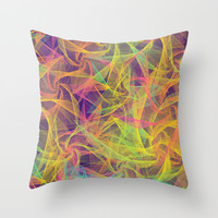 Blend Everywhere Throw Pillow by Danny Ivan