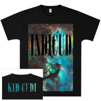 Kid Cudi Indicud Galaxy T-Shirt