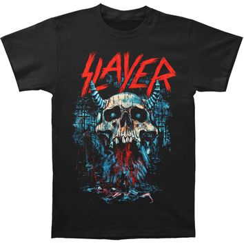 Slayer Men's  Bloody Rain T-shirt Black