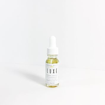 LUXE: ORGANIC CLEANSING OIL