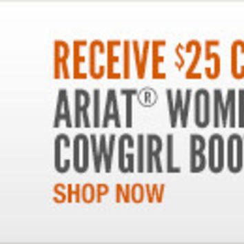 Women's Western Boots and Cowboy Boots : Cabela's