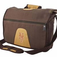 MLB On The Road Collection New York Mets Messenger Bag